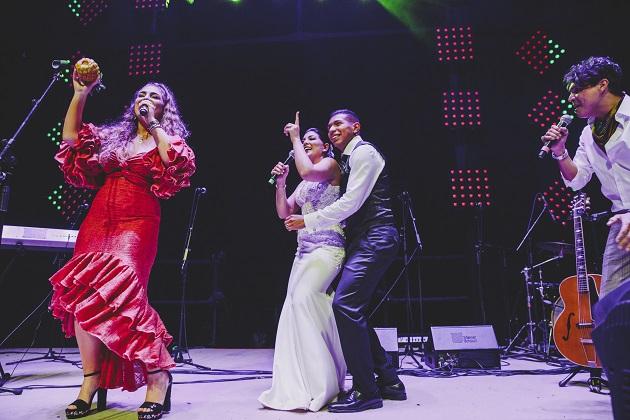 matrimonio de Ana y Edison Flores