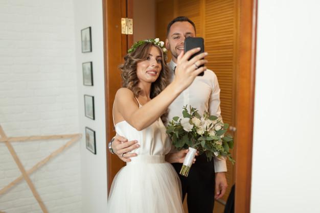 ¿Cómo casarse en la cuarentena sin romper las medidas de seguridad?