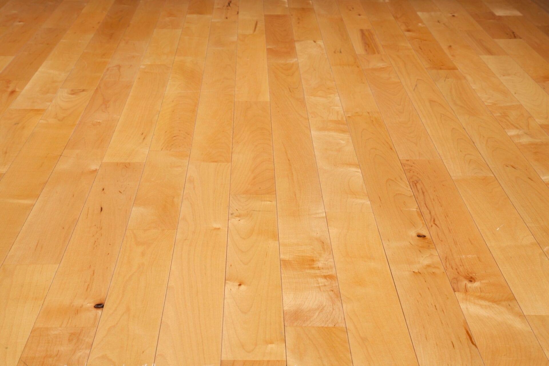 Hardwood vinyl flooring