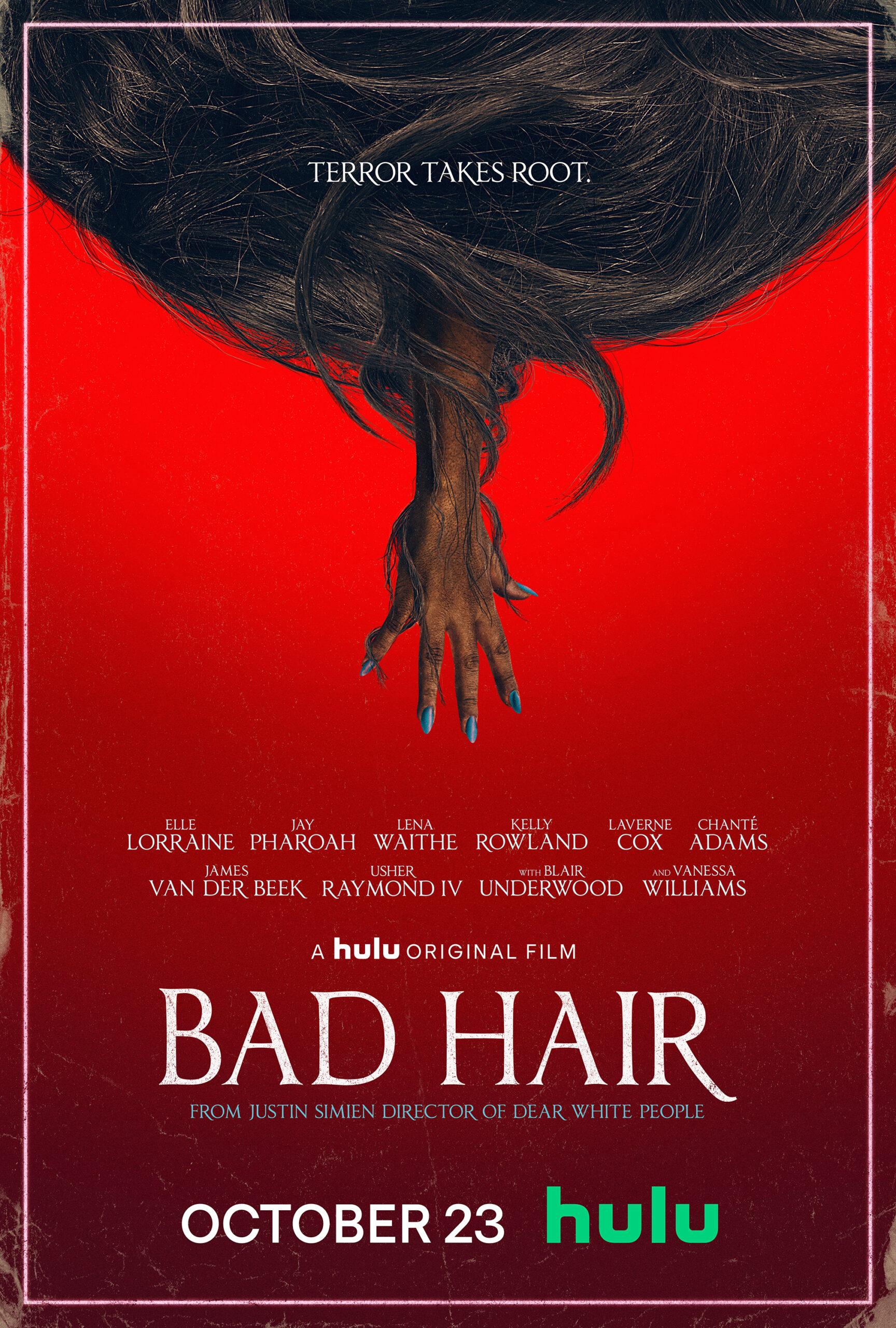 BAD HAIR Key Art