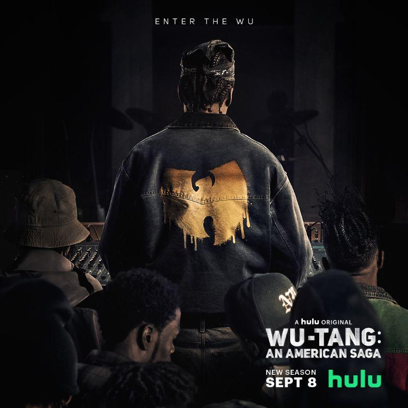 wutang hulu s2 poster