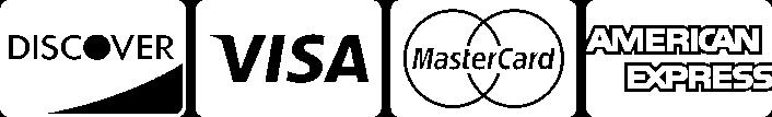 dicover visa mastercard american express logos