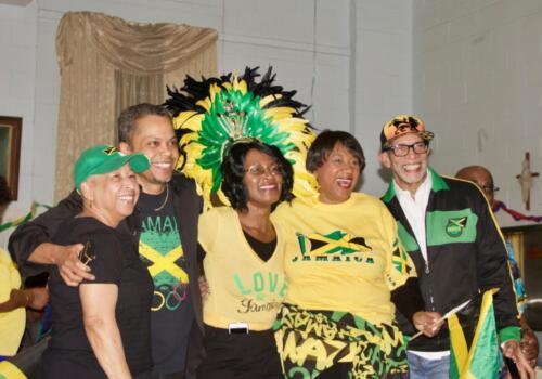 Caribbean Fundraiser