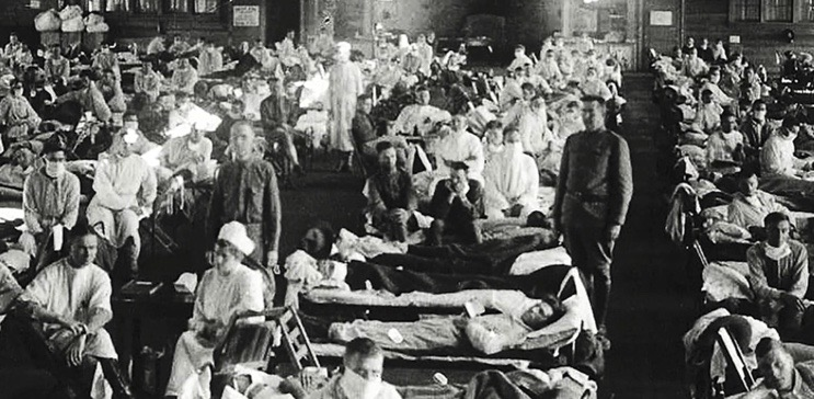 Stone Harbor Museum Minute #2 The Spanish Flu Pandemic of 1918