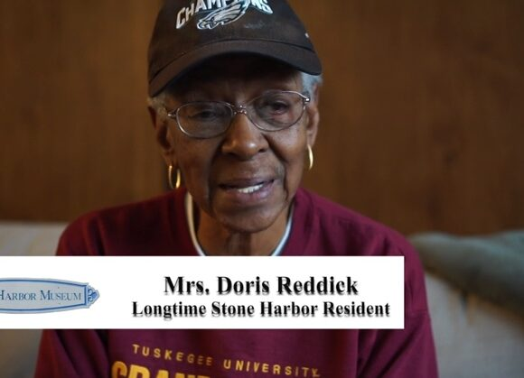 The Doris Reddick Interviews Part One