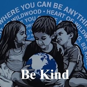 "Tranquility Tuesday #7 ""Be Kind"""