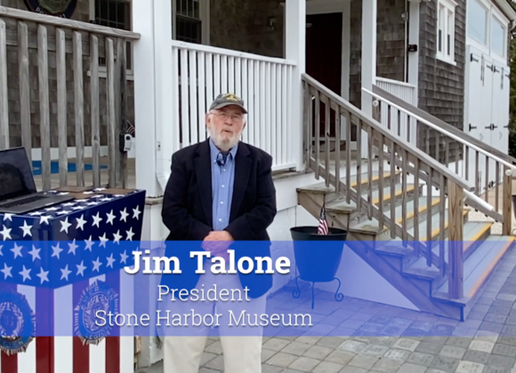 Stone Harbor Museum Minute #8 Stephen Ludlam