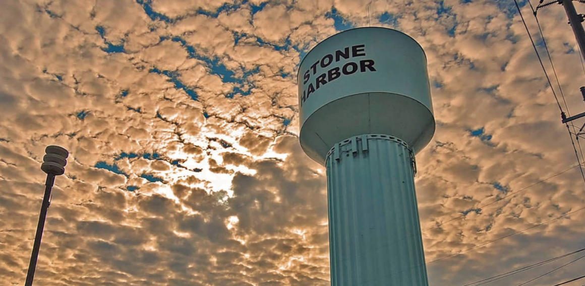 Tranquility Tuesday #11 The water tower