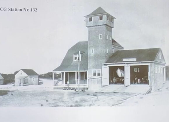 American Legion Lifesaving Station