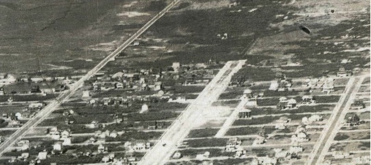 Stone Harbor Museum Minute #24 The 1941 Aerial Map