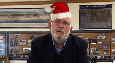 Stone Harbor Museum Minute #31 Doris Reddick's Christmas memories