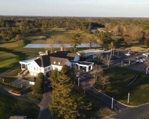 Tranquility Tuesday #39 Over the Pond to The Stone Harbor Golf Club
