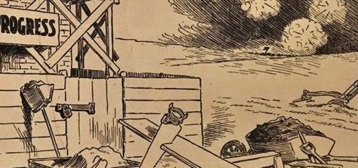 Stone Harbor Museum Minute #37 Political Cartoons