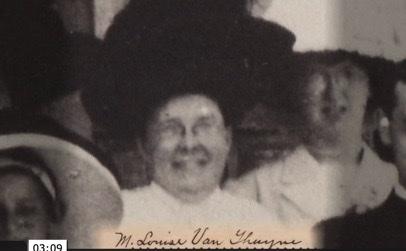 Stone Harbor Museum Minute #39 Marie Louise Van Thuyne (Part One)