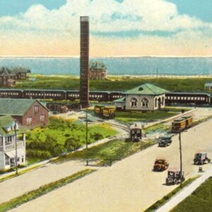 Stone Harbor Museum Minute #50 Two Old Postcards