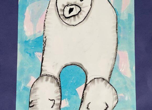 #3 – Polar Bear – Emily Martin – 6 Years Old