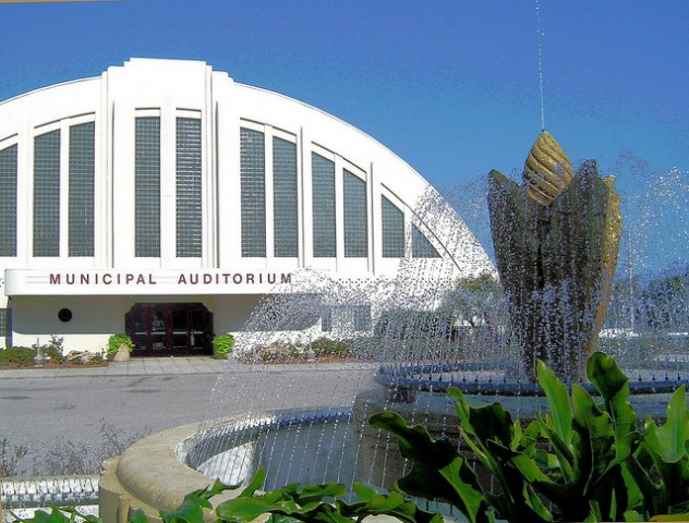 Sarasota Municipal Auditorium