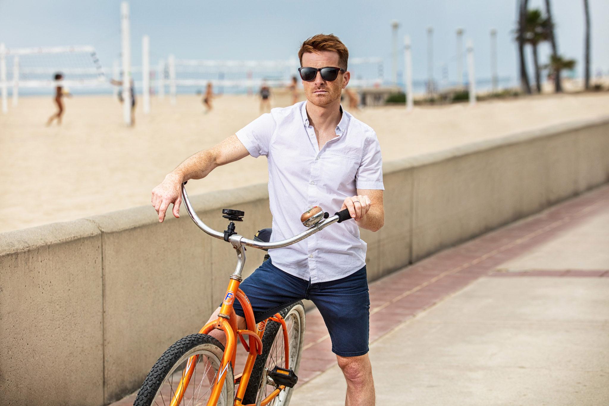 Venture bodycam bicycle mount