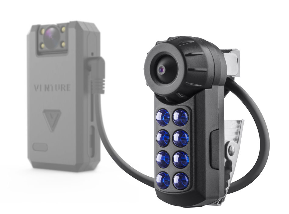 Night vision attachment for Venture bodycam