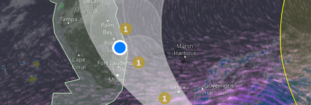 Hurrican Isaias Coming