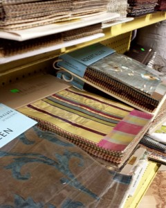 scrap fabric books