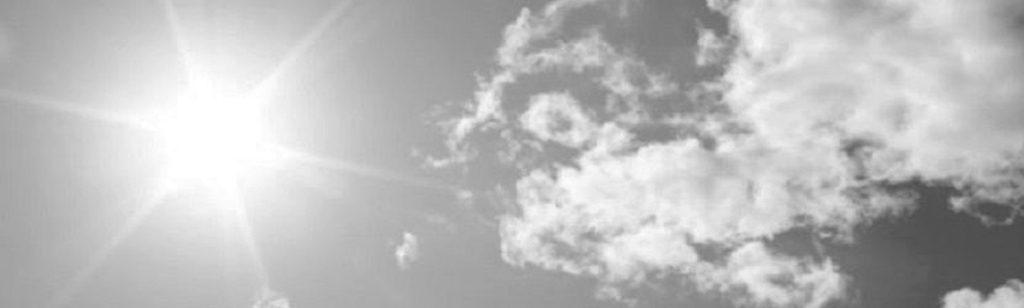``Con cielo despejado, también busca a Dios``