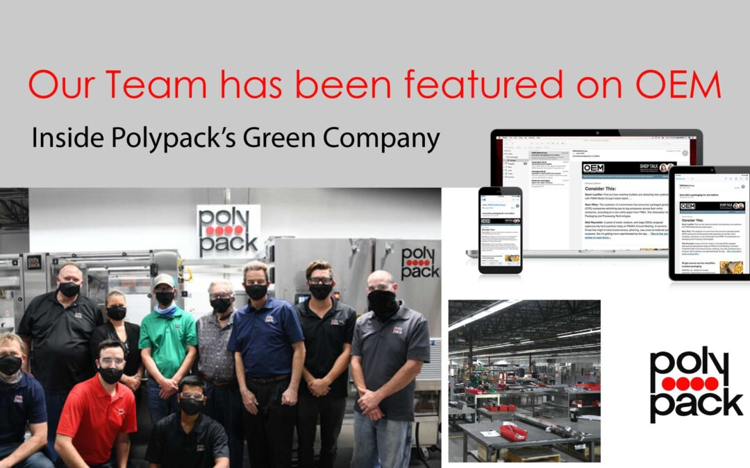 Inside Polypack's Green Company by Natalie Craig