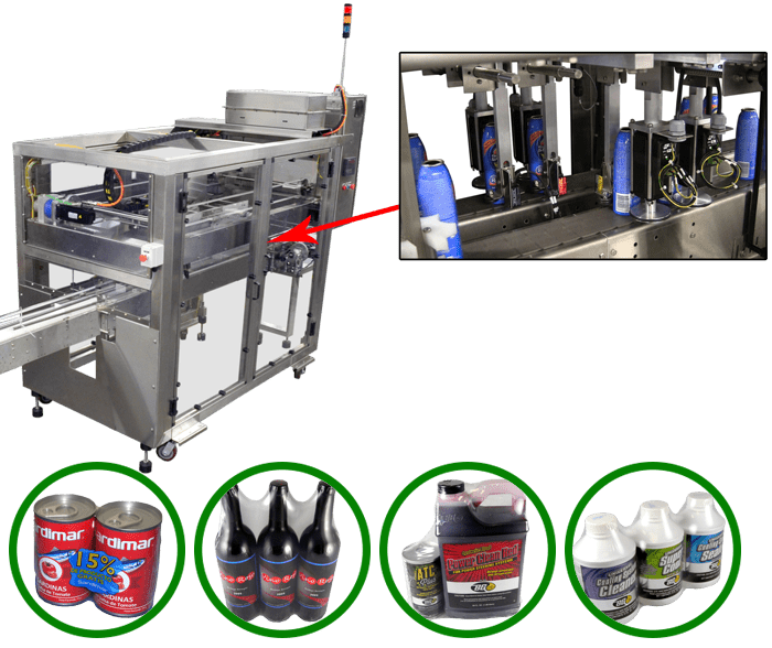 LABEL ORIENTATION SYSTEMS