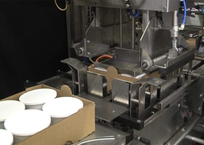 Tray forming