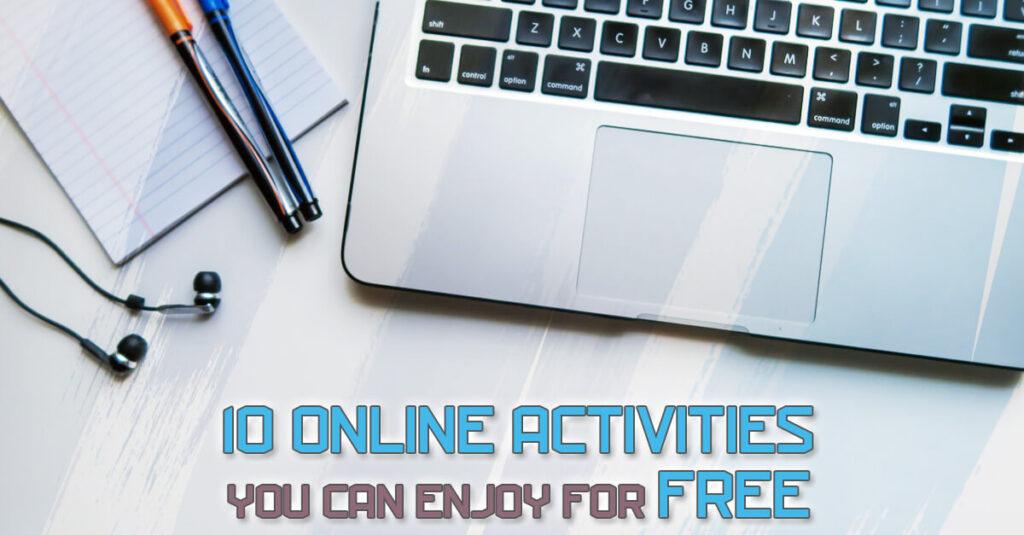 free Online activities