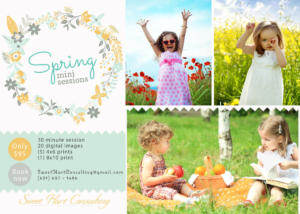 2021-Spring-Teal-Yellow-Mini-Sessions