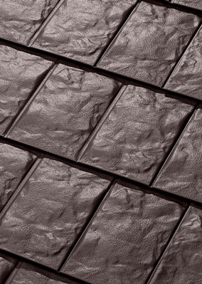 metalworks stonecrest slate timber brown