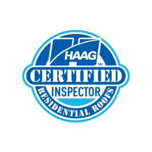 Elements roofing in Sterling, Colorado is a HAAG Certified inspector