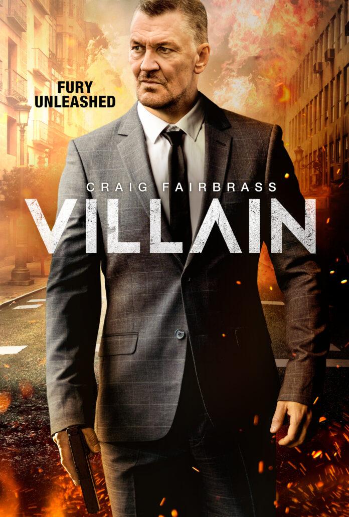 Villain One Sheet