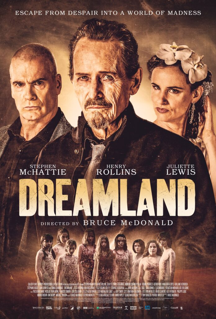 Dreamland Trailer Poster