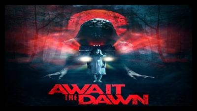 await the dawn poster