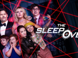 the sleepover review
