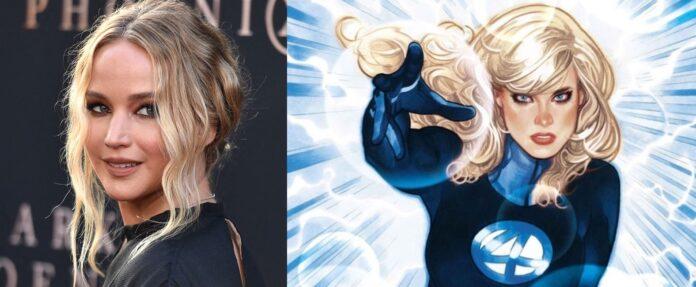 Jennifer Lawrence Sue Storm