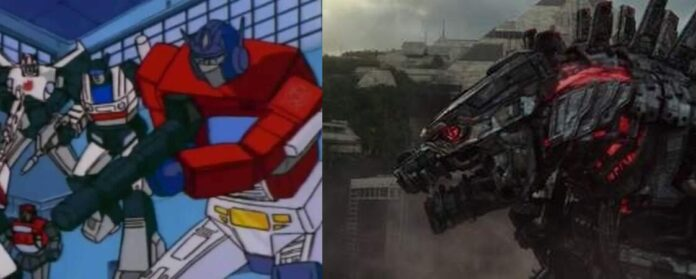 Transformers Mecha