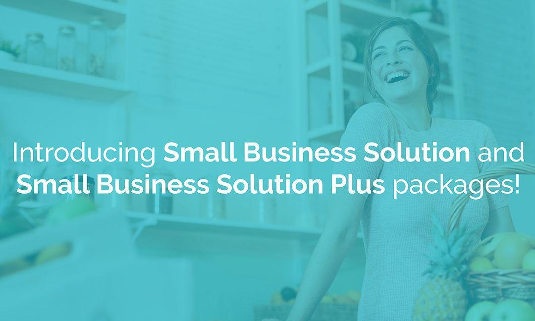 Now Offering Wellness Solutions for Small Businesses