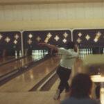 Dean bowling