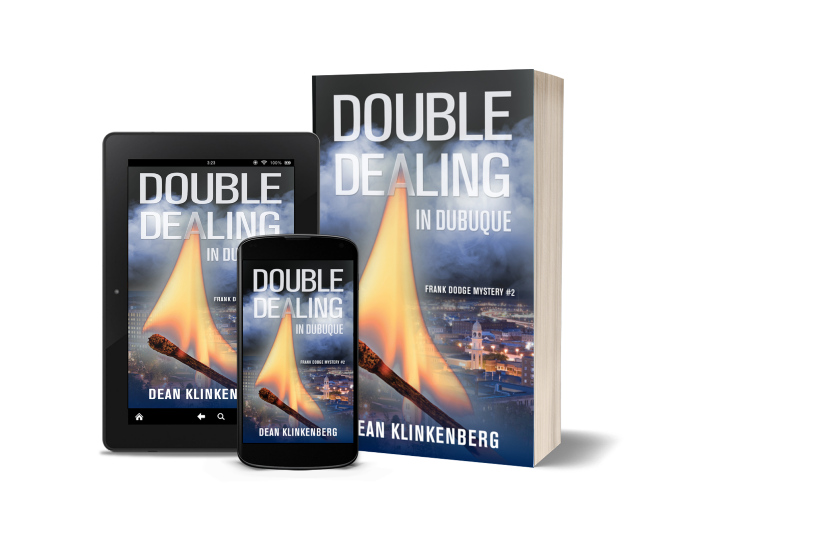 Double Dealing covers 3D