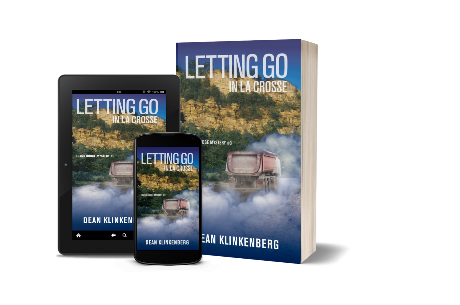 Letting Go 3D covers