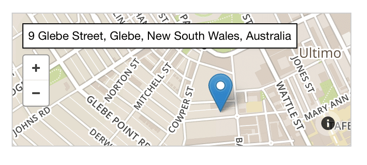 Contact us - Context Location