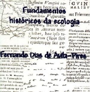 Capa de Livro: Fundamentos Historicos da Ecologia