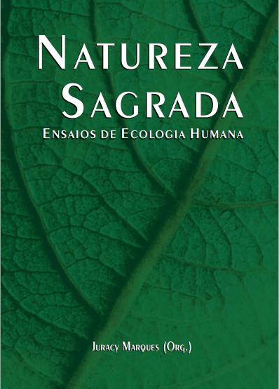 Capa de Livro: Natureza Sagrada