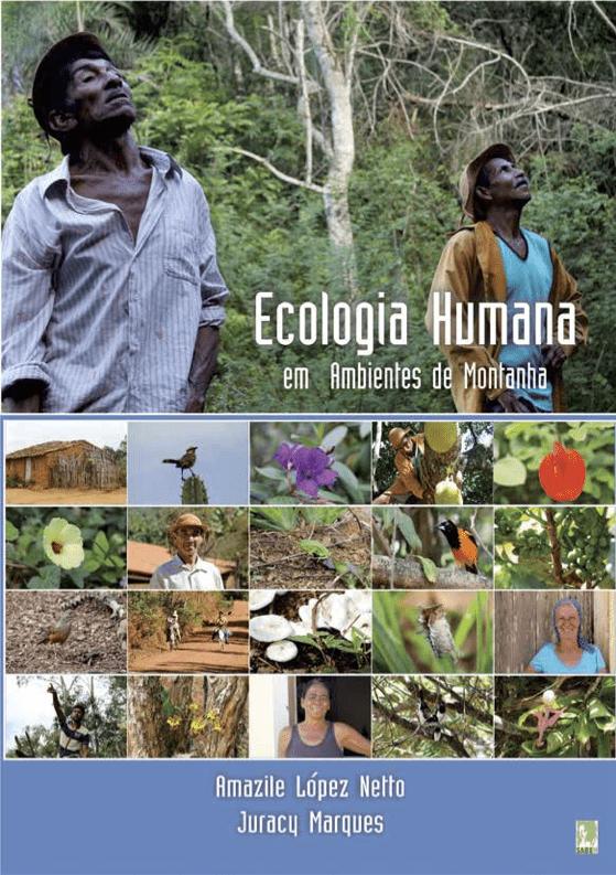 Capa de Livro: Ecologia Humana em Ambiente de Montanha