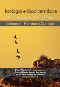 Capa de Livro: Ecologia e Biodiversidade do Semiárido Nordestino II