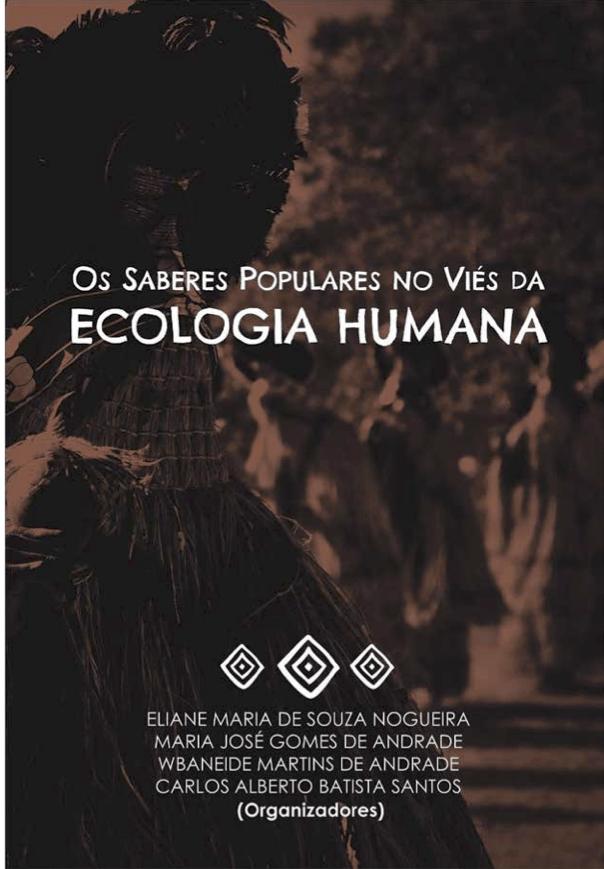 Capa de Livro: Os Saberes Populares no Viés da ECOLOGIA HUMANA
