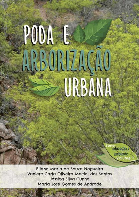 Capa de Livro: PODA E ARBORIZAÇÃO URBANA